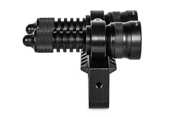 2XML Hand Torch - side view
