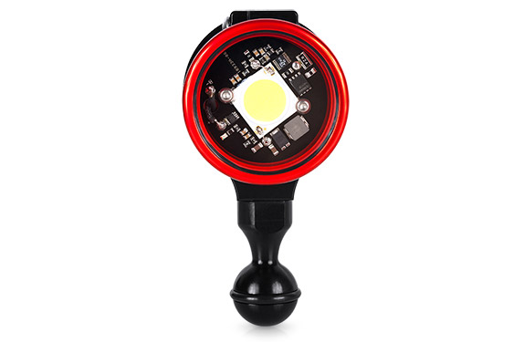Redstar Micro Video Light - front view